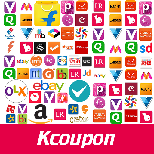 KCoupon - All in One Shopping App
