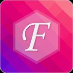 Font Studio Text On Photo Icon