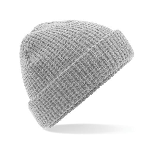 Beanie Hats - Waffle Knit