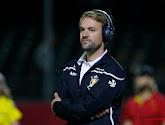 UPDATE: Opvolger van Niels Thijssen als bondscoach bij Red Panthers al bekend