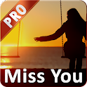 Miss You Status & Messages PRO icon
