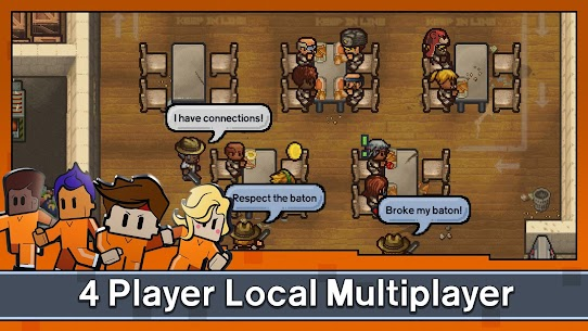 The Escapists 2: Pocket Breakout v1.1.558985 APK + Data 2
