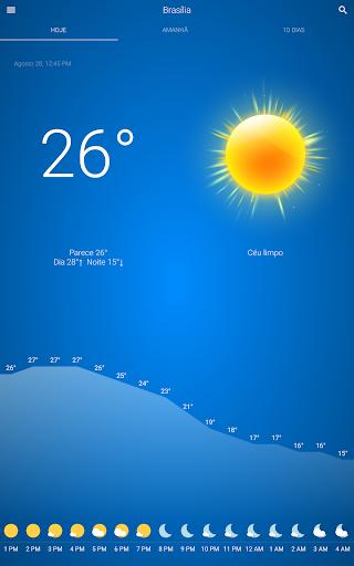 Tempo Brasil  screenshot 8