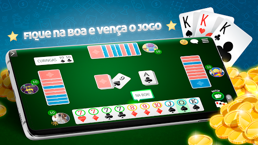 Cacheta Gin Rummy Online  screenshots 1