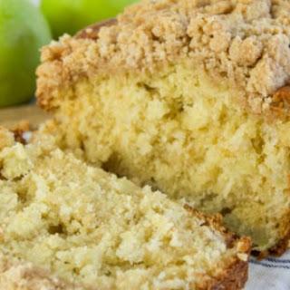 Dutch Apple Pie Bread.