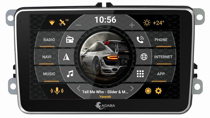 Car Launcher AGAMA Screenshot 2