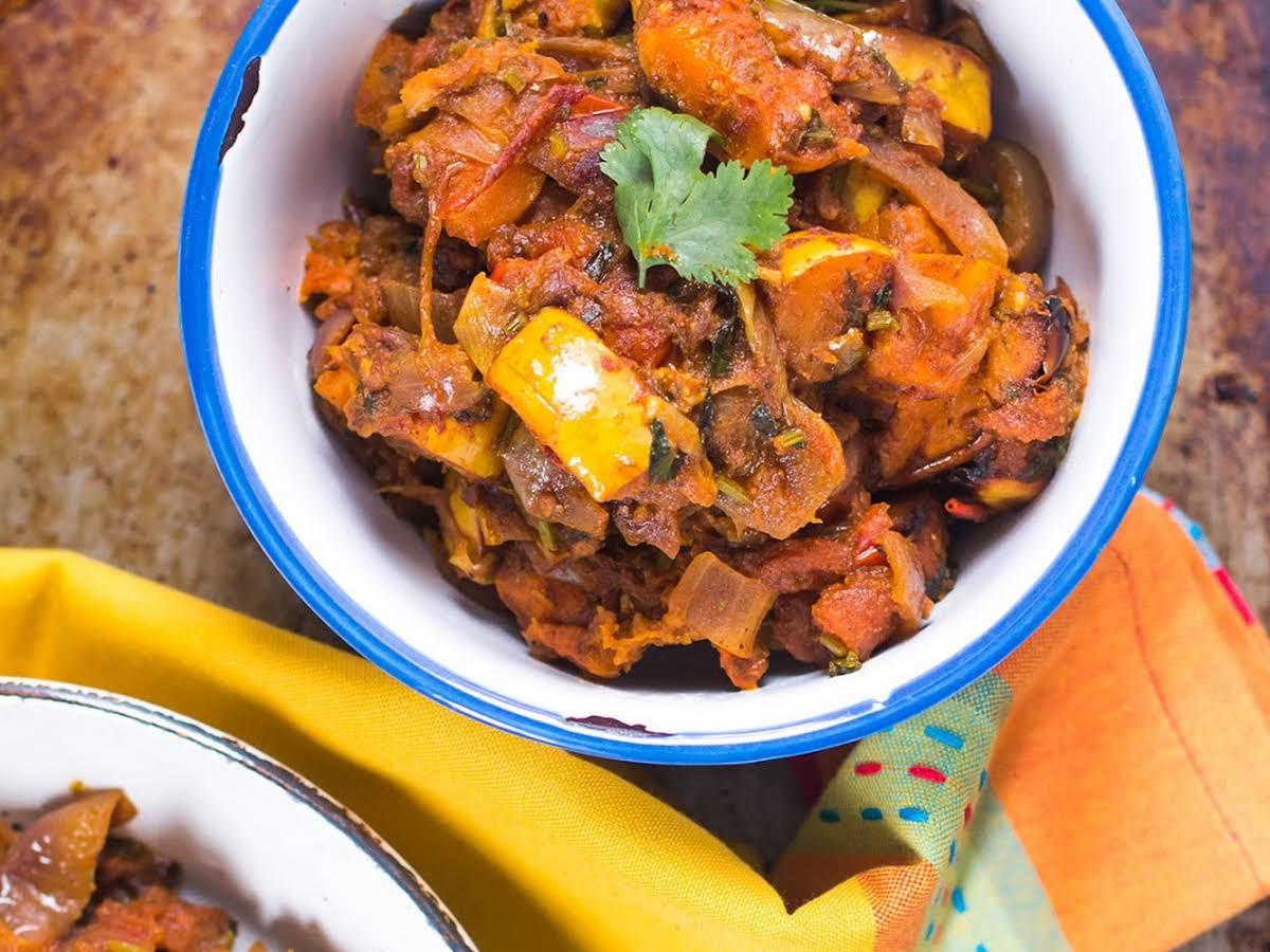 Best Vegan Curry Recipe Butternut Squash