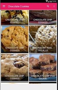 Chocolate Chocolate Cookies 30+ - náhled