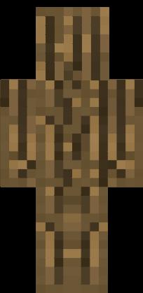 Oak Wood Camo Nova Skin