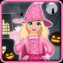 Halloween Girl Monster Dressup icon