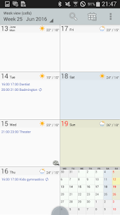 Personal Calendar Free - Apps on Google Play