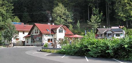 Photo: Sterngrund - Hotel und Gaststätte. Treffpunkt für Motorradfahrer.