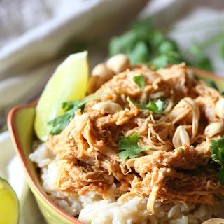 Slow Cooker Thai-Style Chicken