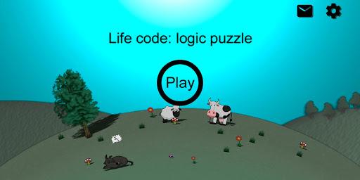 Life Code: logic puzzle screenshot 1