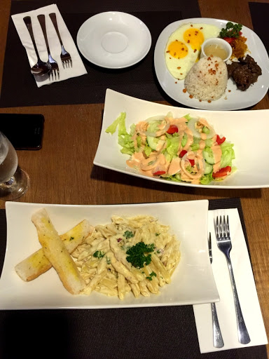 Cafe Royale Tarlac food