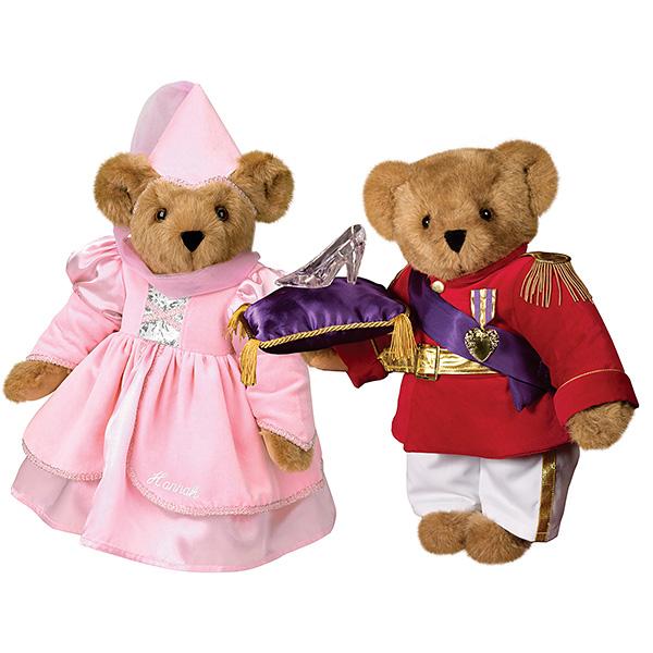 Photo: Princess & Prince Charming Bears
