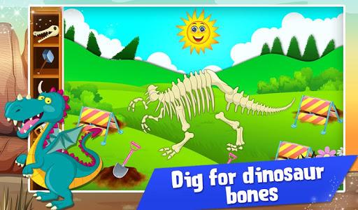 Dinosaur & Games For Kids v1.0.0