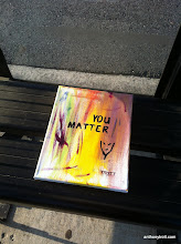 Photo: Untitled - May 2012 - Easter Egg 05/06/12 - Bus Stop in Denville, NJ