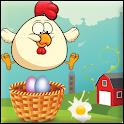 Egg N Basket Game icon