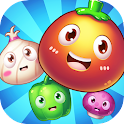 Funny Farm Mania:Zombie Coming icon