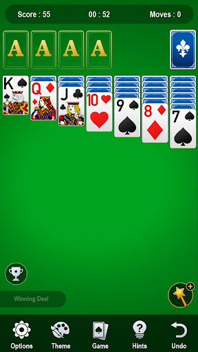 Solitaire  screenshots 1