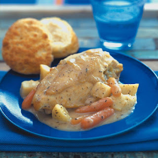 Creamy Country Chicken with Vegetables Recipe