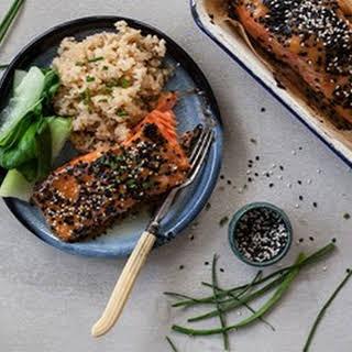 Miso Sauce Fish Recipes.