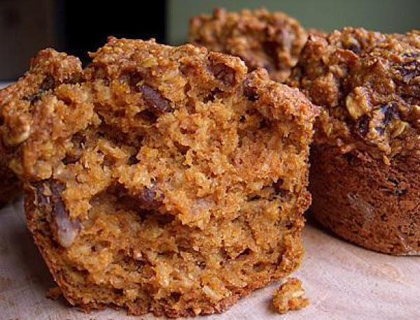 Butternut Squash Breakfast Muffins Recipe