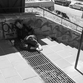 z by Dušan Gajšek - Black & White Street & Candid
