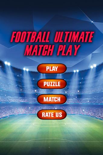 Football Ultimate Match Play