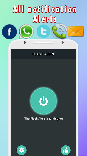 Color Flash Light Alert Calls 2.8 screenshots 2