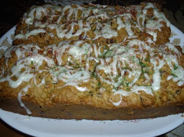 Festive Cranberry Loaf Recipe
