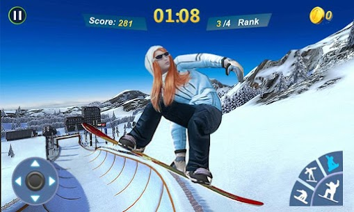 Snowboard Master 3D App Latest Version  Download For Android 5
