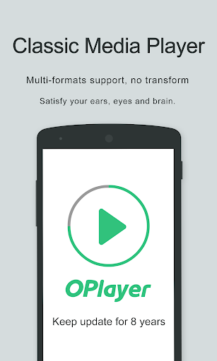 Video Player All Format - OPlayer  screenshots 1
