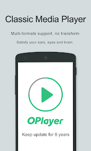 OPlayer Pro – All Format Video Player 1