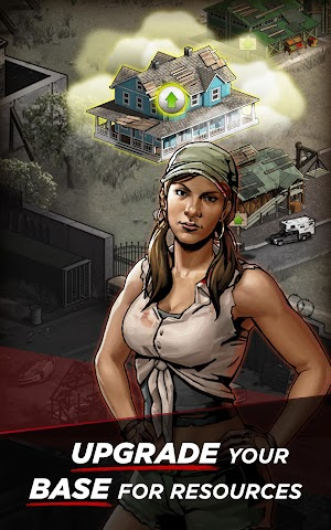 android Walking Dead: Road to Survival Screenshot 1