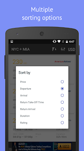 Cheap flights — TrendAvia- screenshot thumbnail