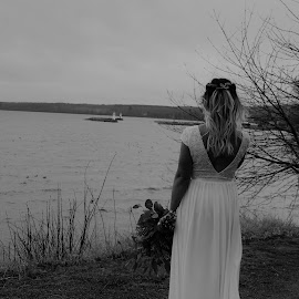 by Kathe Brorsson - Wedding Bride