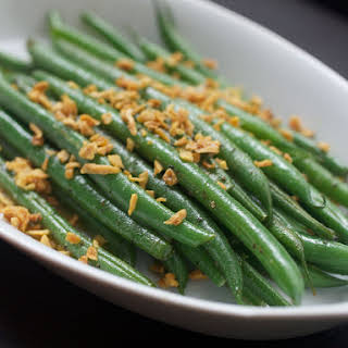 Cryo-Blanched Green Beans.