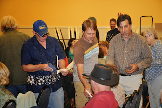 Photo: More poets talking.