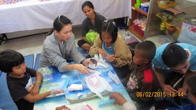 Photo: Medicine routine, Chiang Dao Hospital