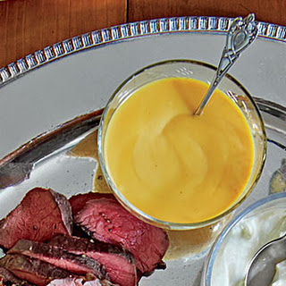 Homemade Hot Mustard.