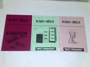 Photo: KIWI-MSX Spectravideo Magazine New Zealand, August 1984, September 1984, December 1984
