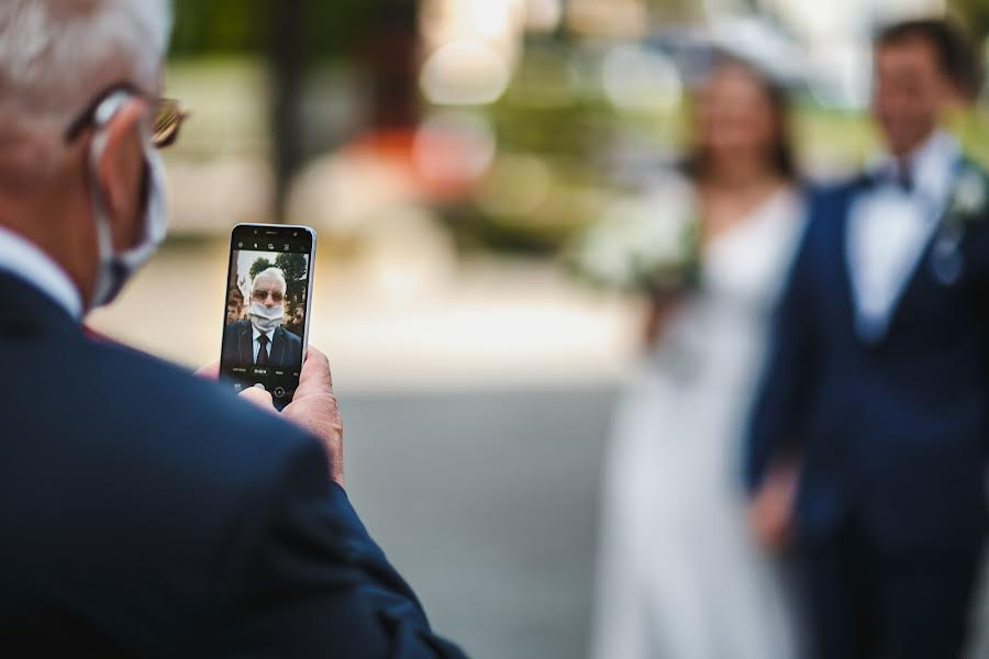 Wedding photographer Tim Demski (timdemski). Photo of 18.01.2021