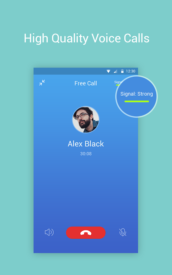 Whatscall Free Global Calls Android Apps On Google Play
