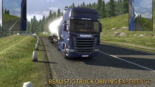 Truck Simulator 1.0 Android Mod + APK + Data 1