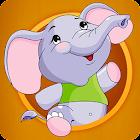 Puzzle d'animaux et jeux amusants pour les enfants icon