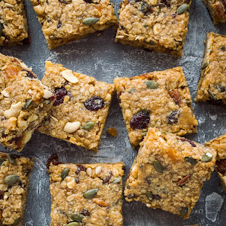 Vegan Flapjacks Recipes.