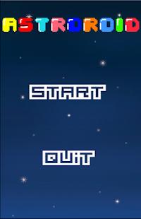 Astroroid! - náhled