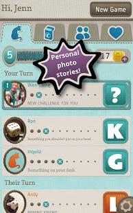 aglimpse: friends screenshot